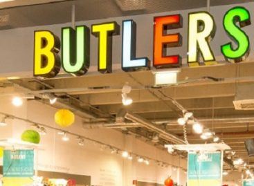 Fizetésképtelenséget jelentett a Butlers lakberendezési lánc