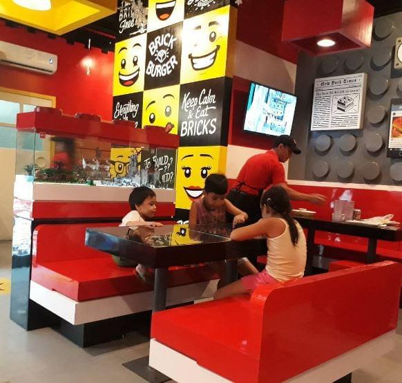 Hamburger es Lego_Nincs gyerek, aki kihagyna! - A nap kepe 3