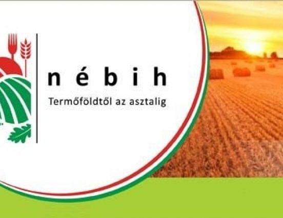 Együttműködési megállapodást kötött a Nébih és az élelmezés-egészségügyi intézet