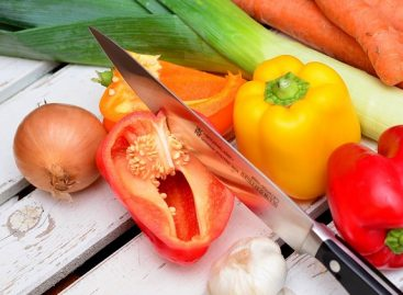 Árérzékenyek vagyunk a zöldségre