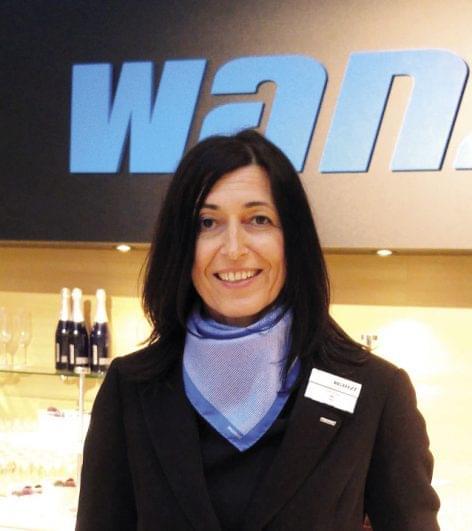Új igazgató a Wanzl élén