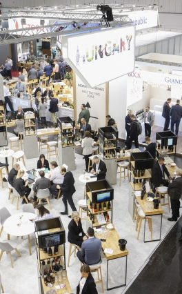 Outstanding offers at this year's ProWein trade fair