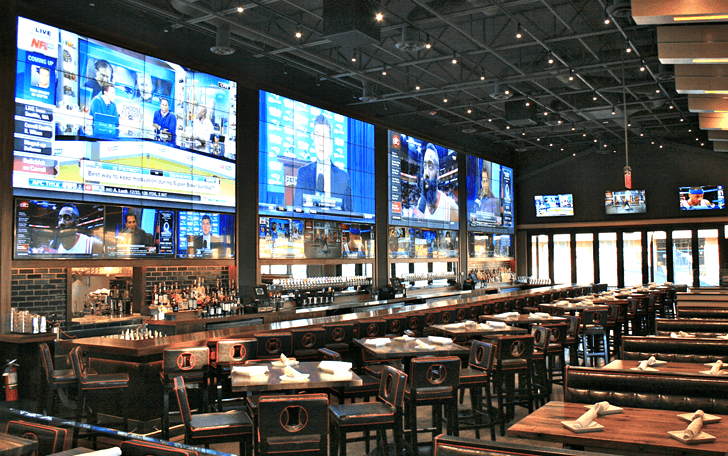 Tony C's Sports Bar & Grill, Massachusetts