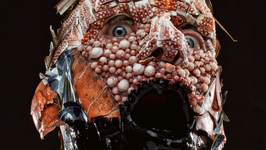 Menu / Robert Harrison, Seafood