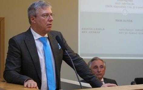 Krisán Lászlót választották meg a BKIK elnökének