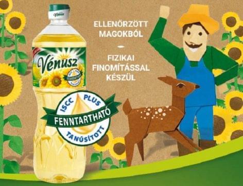 Vénusz: a gondoskodás az alapanyagoknál kezdődik