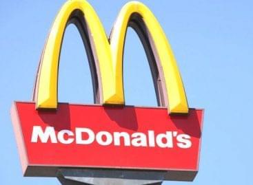 A McDonald's Corporation új Developmental Licensee együttműködést jelentett be Magyarországon
