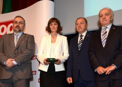 Újraválasztotta az Igazgatóság elnökét a CO-OP Hungary Zrt.
