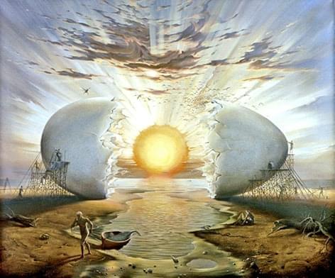 Egy kamrapolc szurrealista szemmel - A nap kepe 6