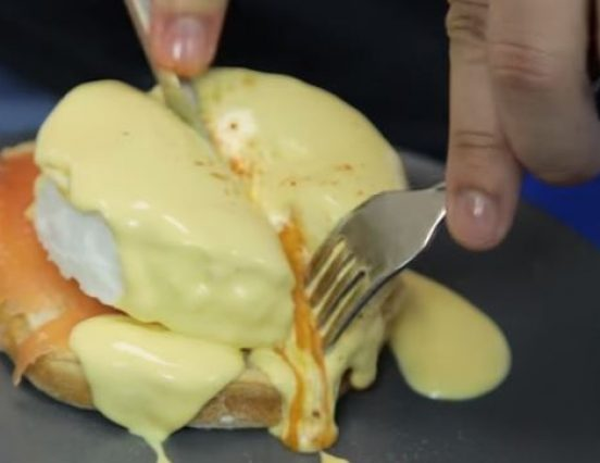 The beauty of breakfast-tables – Video of the day