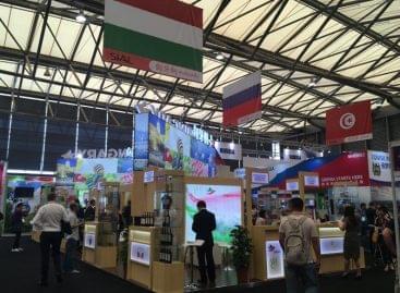 Ismét kiváló magyar termékek a SIAL CHINA szakkiállításon