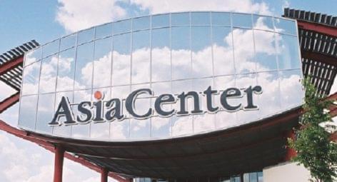 Több ezer négyzetméterrel bővül az AsiaCenter