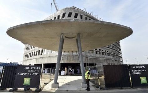 Még idén megnyílik a repülőtéri szálloda