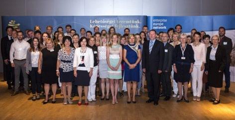 A hazai kkv-k vállalkozásfejlesztési szolgáltatásokat ismerhettek meg az MNKH és az EEN rendezvénysorozata keretében