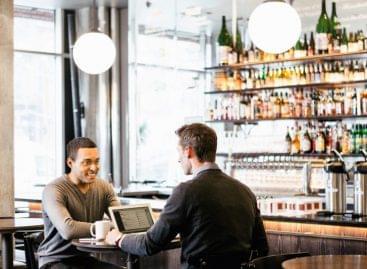 Magazin: Sokat egy csapásra – co-working és promóció az étteremben