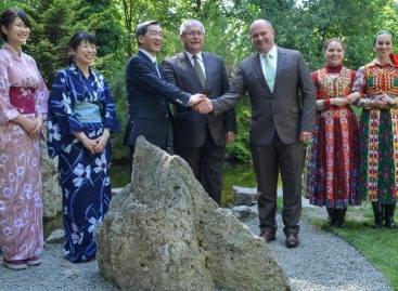 Japán lesz a 78. OMÉK partnerországa