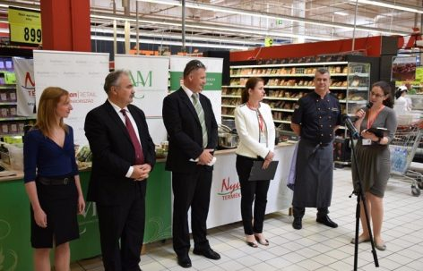 A national campaign was launched to promote rabbit meat consumption