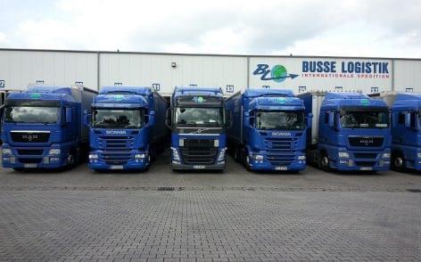 A Raben Group átveszi a németországi Busse Logistik irányítását