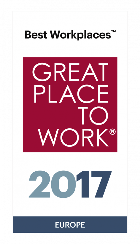 MARS named Europe's best workplace