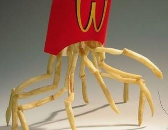 Who will kill McDonald's?