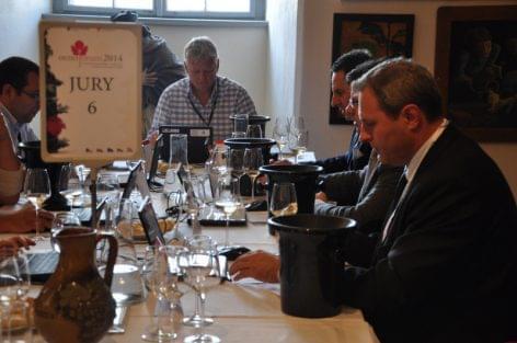 Magyar borsikerek a cseh nemzetközi borversenyen