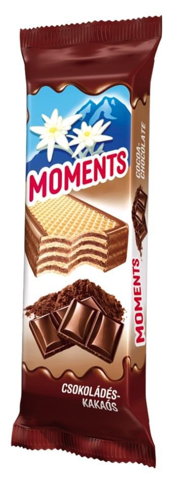 Moments ostya 50g-csokis