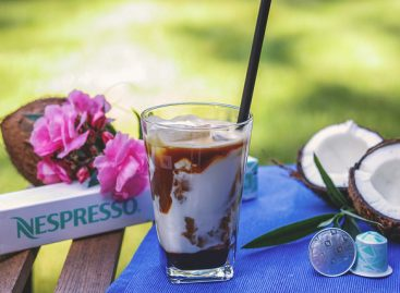 A cool coffe and a dessert in one – The Tiramisu Iced Latte is the favorite coffee of the Summer