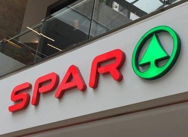 Újabb négy üzletét modernizálta a SPAR