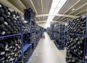 A biztonság a gumi minőségén múlik – Gördülő gazdasági előnyök