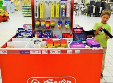 Az Auchanban a szülők a minőségi, a gyerekek a népszerű termékeket választják