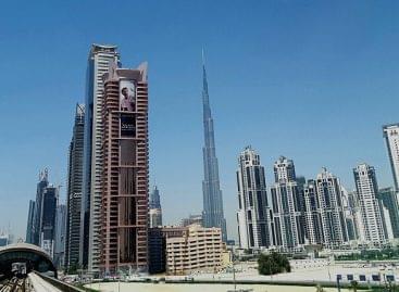 Popular Hungarian Pavilion at Dubai World's Fair