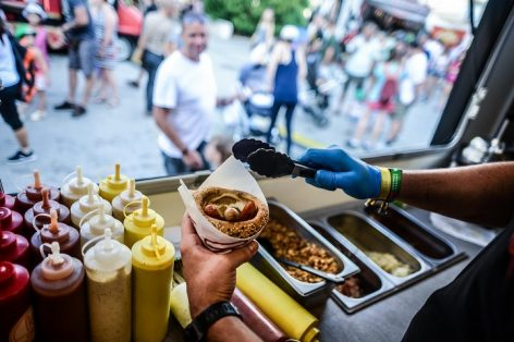 The buffet trucks reached 250 million HUF turnover during the season