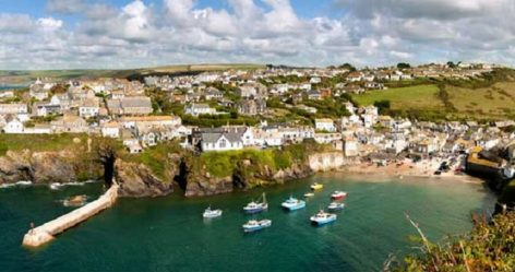 A fish restaurant in Cornwall was named the best restaurant in the UK