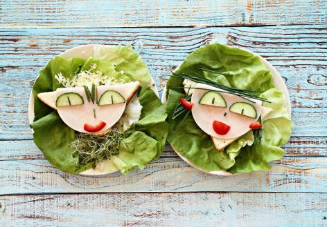 5 school friendly turkey sandwiches for creative parents