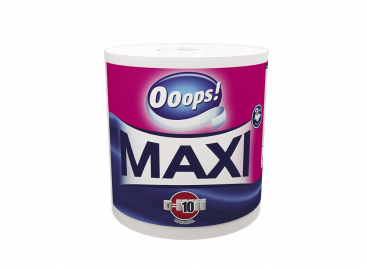 Ooops! Maxi 2-ply paper towel