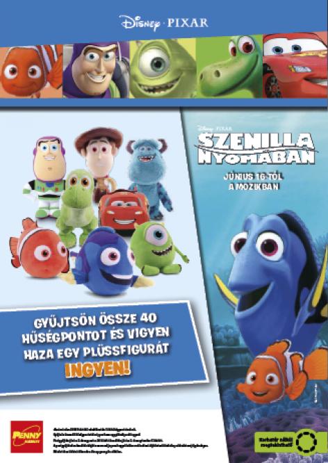 POPAI különdíj: The Continuity Company AG (TCC) – Penny Market Disney Pixar lojalitásprogram