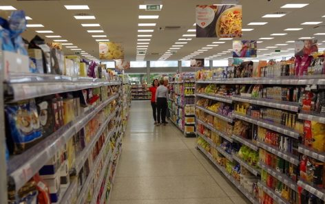 Auchan opened its first Hungarian supermarket in downtown Szekszárd