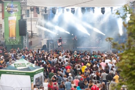 Sörkülönlegességek és koncertek együtt!  A közönség imádta a DreherFesztet