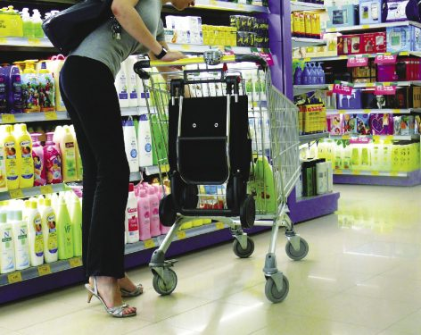 Everything that can make shopping more comfortable