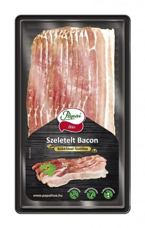 Pápai Szeletelt Bacon