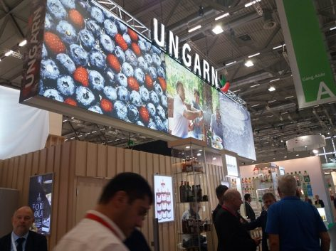 Sikerrel zártak a magyar közösségi standok a világ vezető élelmiszeripari szakvásárán, az Anugán
