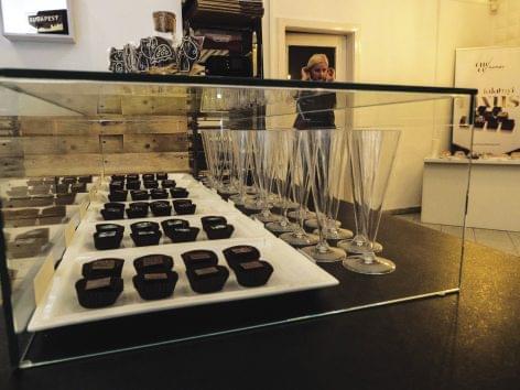 Csokiműhely nagy tervekkel