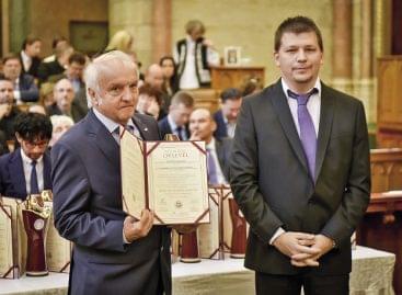 Magazin: Magyar Termék Nagydíjas lett a Coop Rally