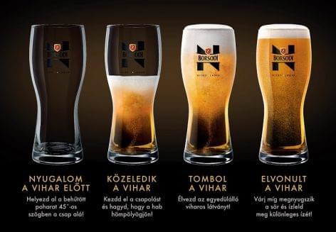Egy újabb sörrel robbant a Borsodi: itt a Borsodi IPA