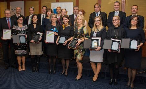 Vállalati felelősségvállalásáért vehetett át díjat a L'Oréal Magyarország