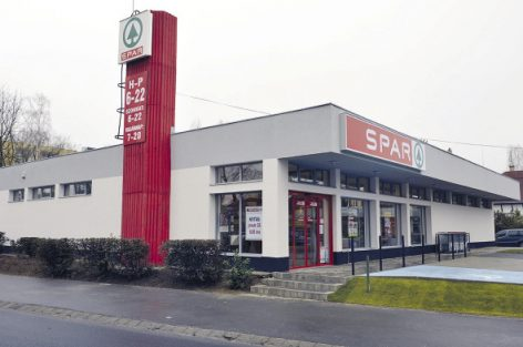 Spar's revenue rose 10 percent last year