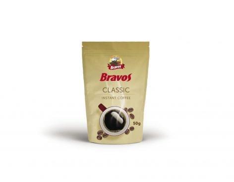 Bravos Classic instant kávéutántöltő