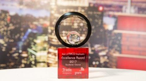 A diákok döntöttek: FMCG – munkahely Nívódíjat kapott a P&G Magyarország – most te is csatlakozhatsz a csapathoz!
