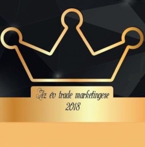 Az év trade marketingese 2018