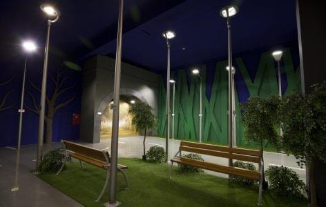 Nagykanizsai LED-ekkel szerelik fel egy brit áruházlánc üzleteit